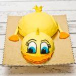 Tort kaczka